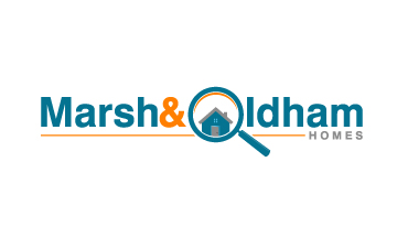 Logo Design by Mobin Asghar - Entry No. 208 in the Logo Design Contest Artistic Logo Design for Marsh & Oldham Homes.