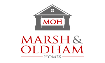 Logo Design by Mobin Asghar - Entry No. 209 in the Logo Design Contest Artistic Logo Design for Marsh & Oldham Homes.
