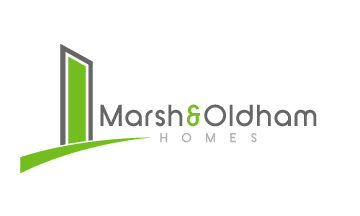 Logo Design by Mobin Asghar - Entry No. 210 in the Logo Design Contest Artistic Logo Design for Marsh & Oldham Homes.
