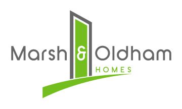 Logo Design by Mobin Asghar - Entry No. 211 in the Logo Design Contest Artistic Logo Design for Marsh & Oldham Homes.
