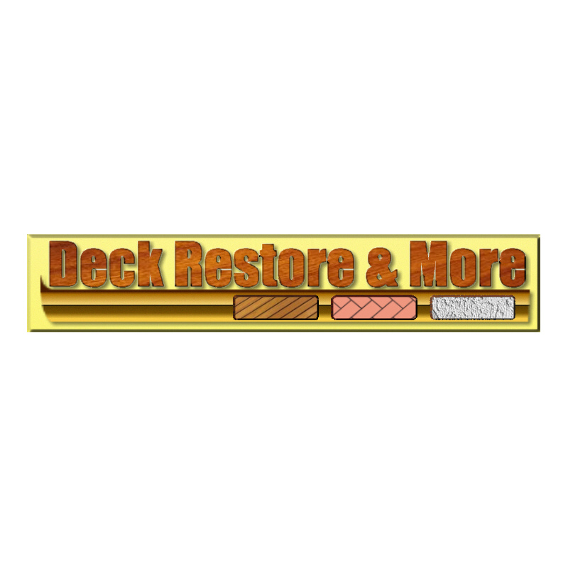 Logo Design by TheTommy2 - Entry No. 84 in the Logo Design Contest Deck Restore & More.