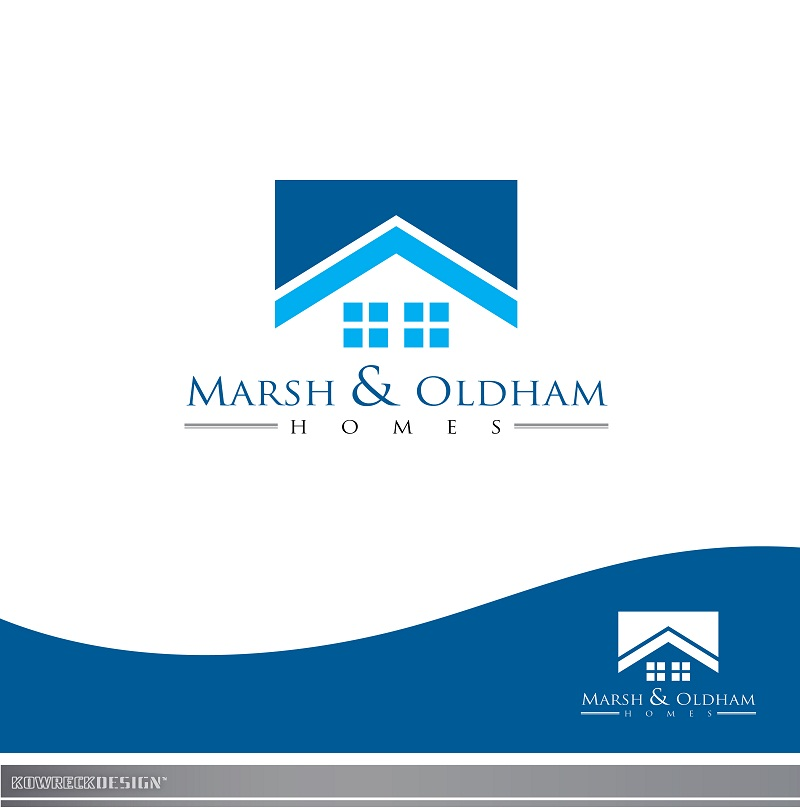 Logo Design by kowreck - Entry No. 215 in the Logo Design Contest Artistic Logo Design for Marsh & Oldham Homes.