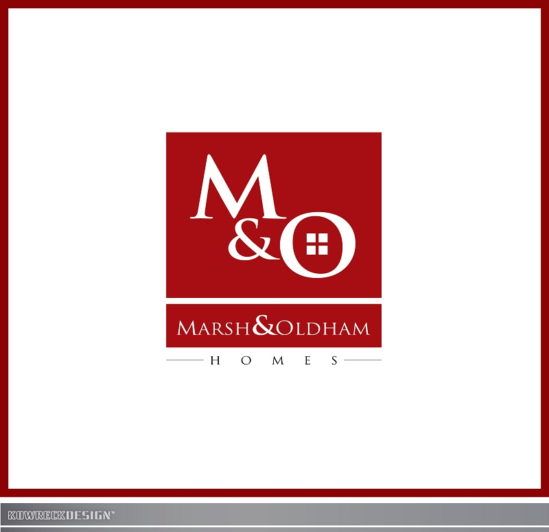 Logo Design by kowreck - Entry No. 216 in the Logo Design Contest Artistic Logo Design for Marsh & Oldham Homes.