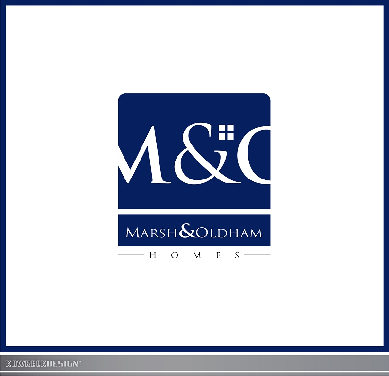 Logo Design by kowreck - Entry No. 218 in the Logo Design Contest Artistic Logo Design for Marsh & Oldham Homes.