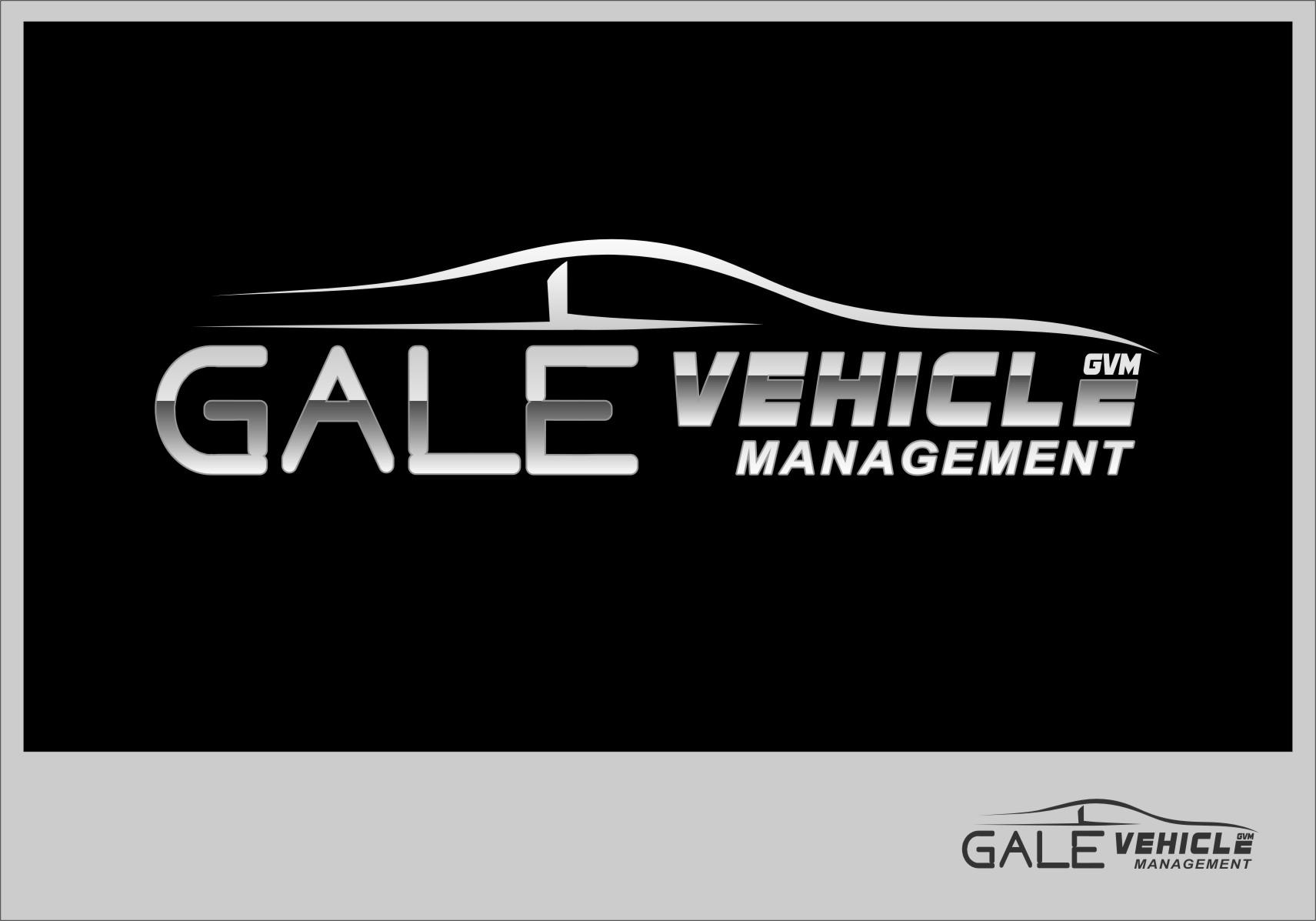 Logo Design by Ngepet_art - Entry No. 148 in the Logo Design Contest Artistic Logo Design for Gale Vehicle Management.