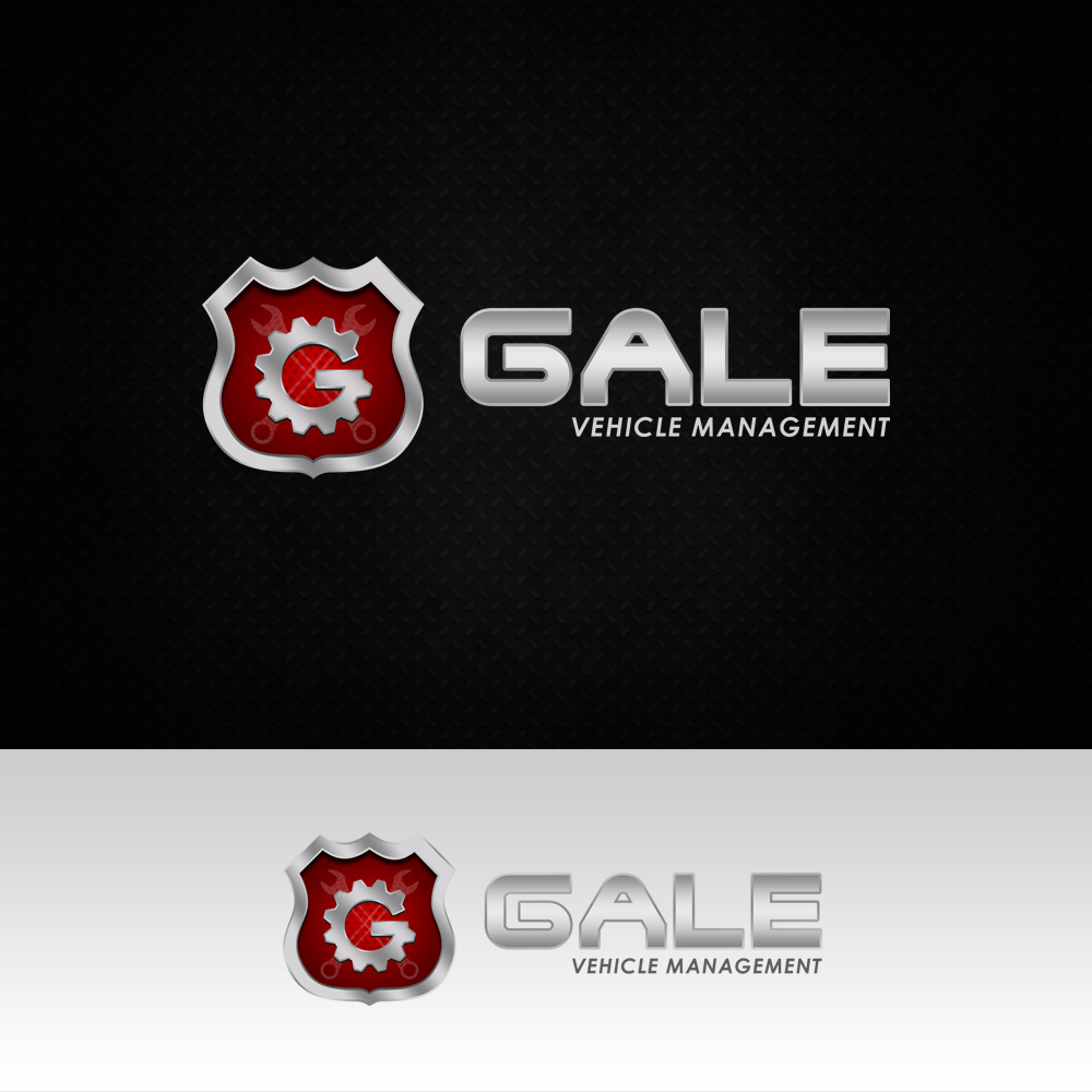Logo Design by omARTist - Entry No. 149 in the Logo Design Contest Artistic Logo Design for Gale Vehicle Management.