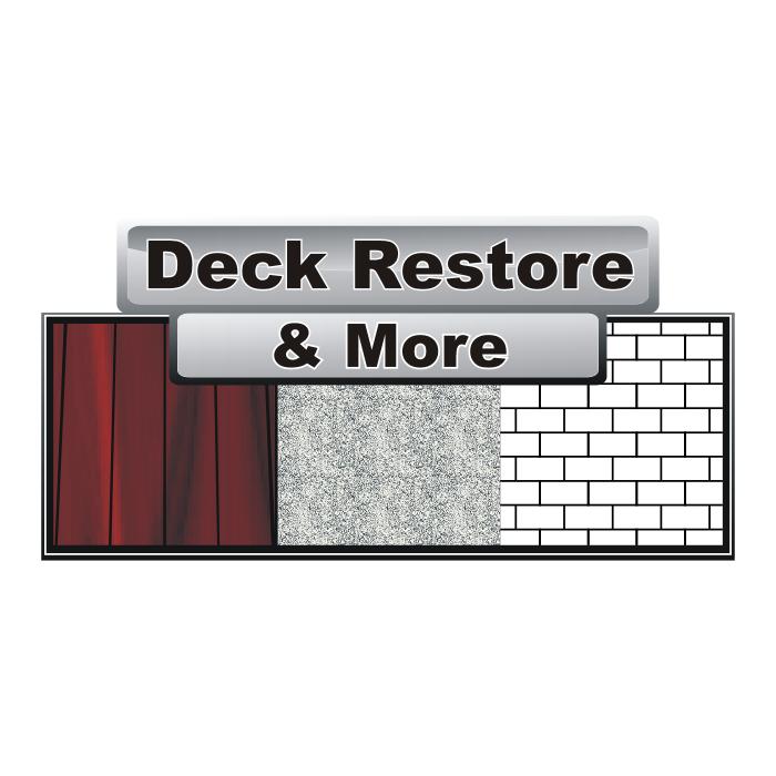 Logo Design by aspstudio - Entry No. 88 in the Logo Design Contest Deck Restore & More.