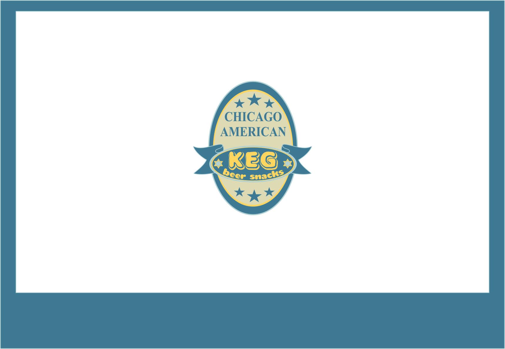 Logo Design by RasYa Muhammad Athaya - Entry No. 23 in the Logo Design Contest New Logo Design for Chicago American.