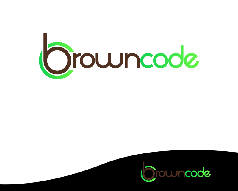 Logo Design by Private User - Entry No. 82 in the Logo Design Contest New Logo Design for Brown Code.