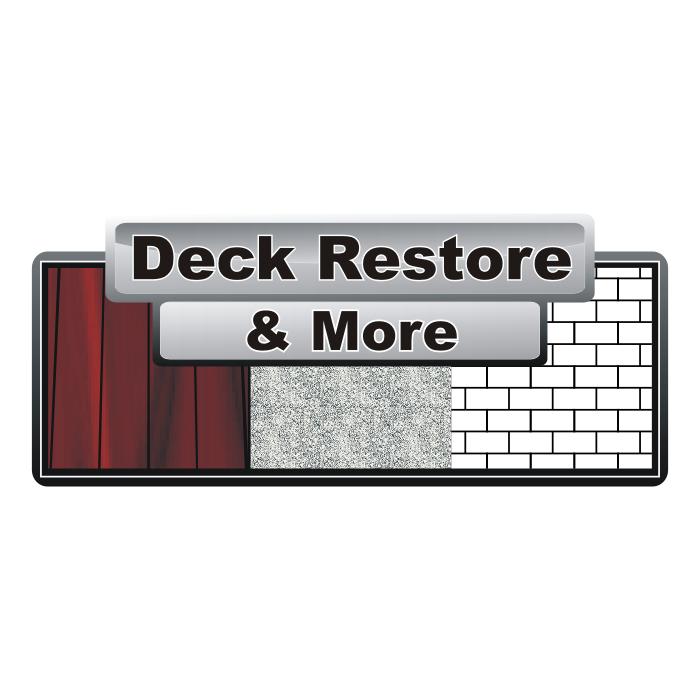 Logo Design by aspstudio - Entry No. 91 in the Logo Design Contest Deck Restore & More.