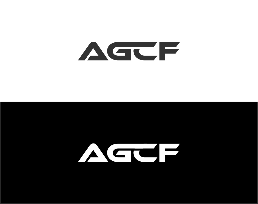 Logo Design by haidu - Entry No. 45 in the Logo Design Contest Imaginative Logo Design for AGCF.