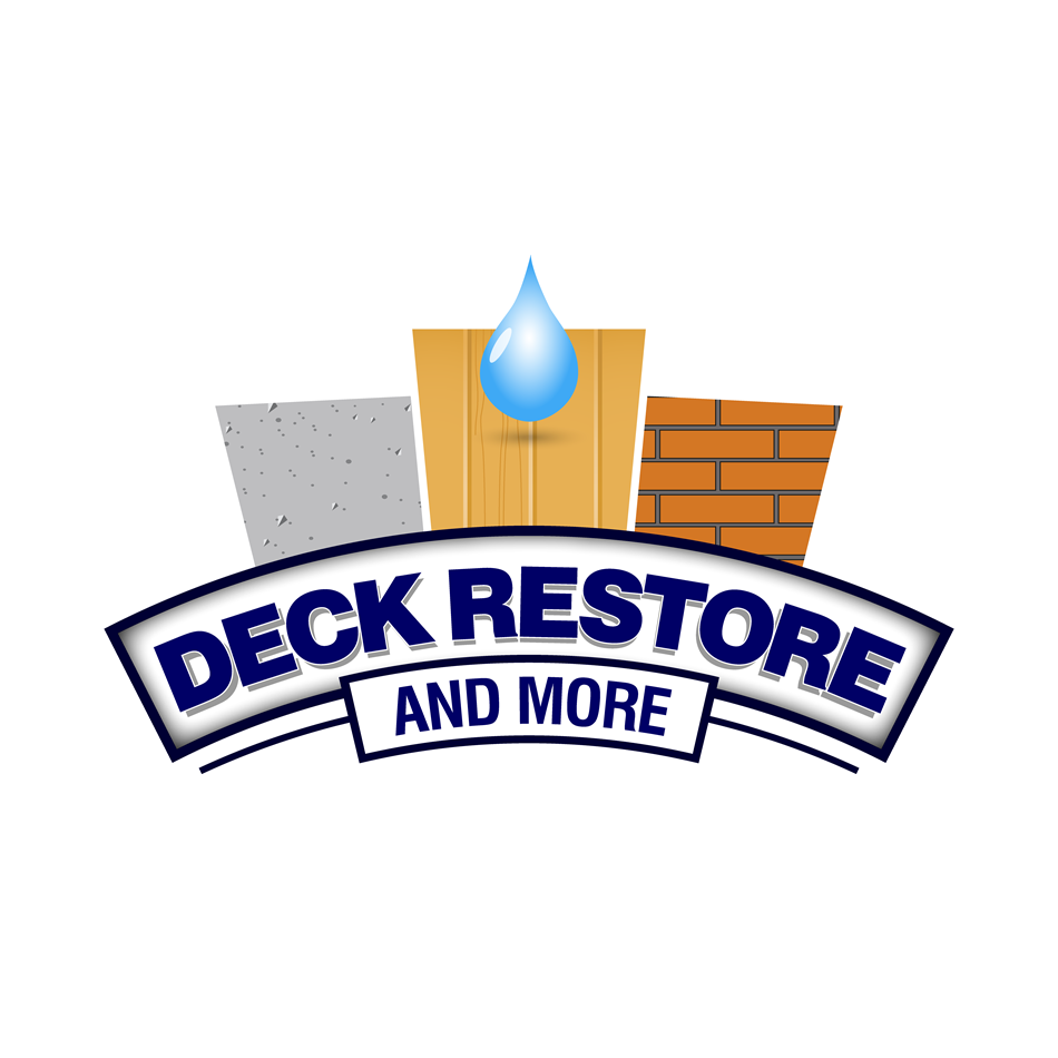 Logo Design by xenowebdev - Entry No. 92 in the Logo Design Contest Deck Restore & More.