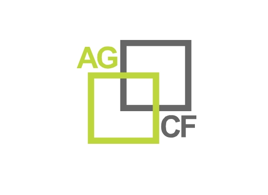 Logo Design by Raluca-Elena Ionita - Entry No. 50 in the Logo Design Contest Imaginative Logo Design for AGCF.