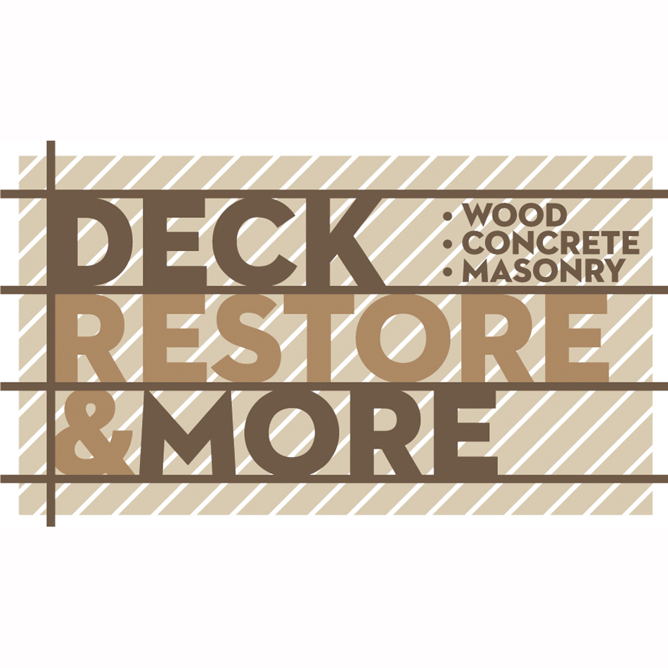 Logo Design by Skissors - Entry No. 94 in the Logo Design Contest Deck Restore & More.