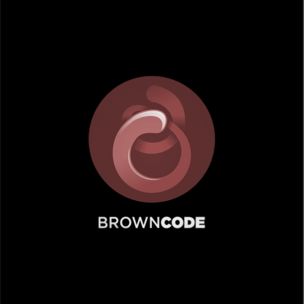 Logo Design by Private User - Entry No. 95 in the Logo Design Contest New Logo Design for Brown Code.