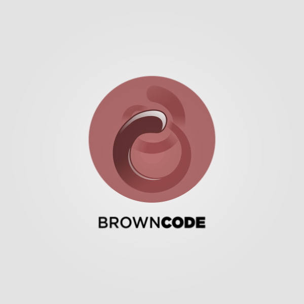 Logo Design by Private User - Entry No. 96 in the Logo Design Contest New Logo Design for Brown Code.