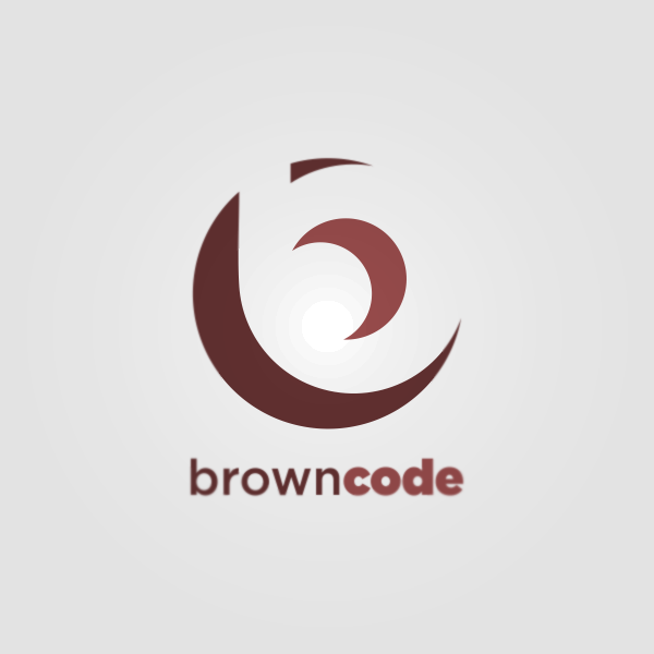 Logo Design by Private User - Entry No. 98 in the Logo Design Contest New Logo Design for Brown Code.