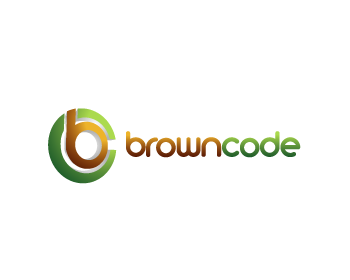 Logo Design by Muhammad Sopandi - Entry No. 101 in the Logo Design Contest New Logo Design for Brown Code.