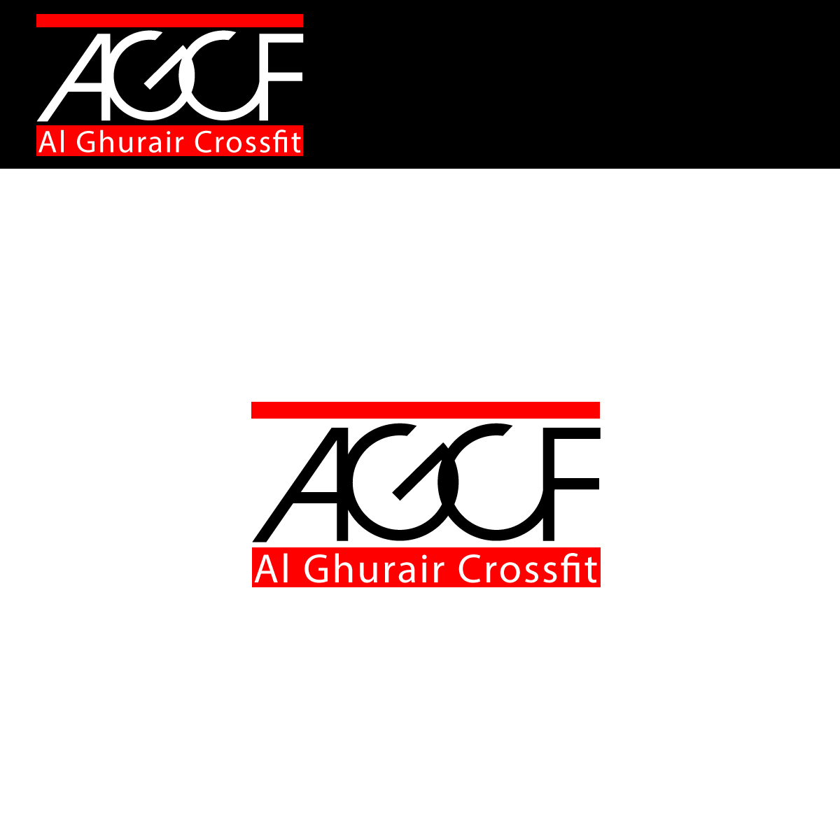 Logo Design by rockin - Entry No. 56 in the Logo Design Contest Imaginative Logo Design for AGCF.