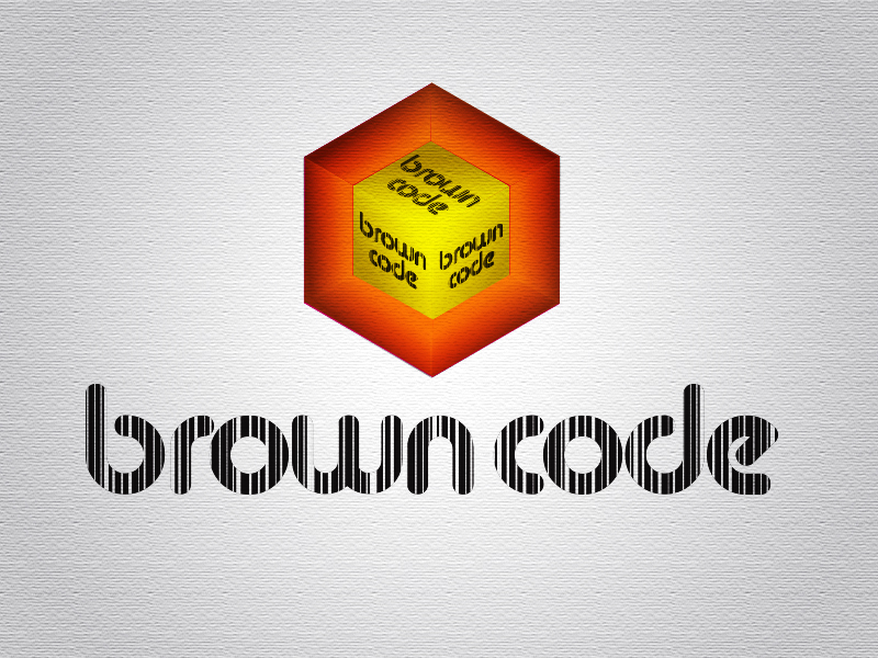 Logo Design by Mythos Designs - Entry No. 107 in the Logo Design Contest New Logo Design for Brown Code.