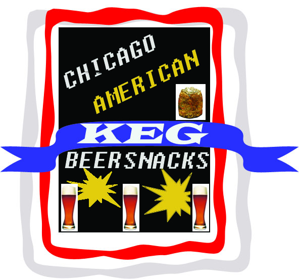Logo Design by Vahini Chittella - Entry No. 26 in the Logo Design Contest New Logo Design for Chicago American.