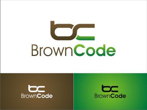 Logo Design by key - Entry No. 118 in the Logo Design Contest New Logo Design for Brown Code.