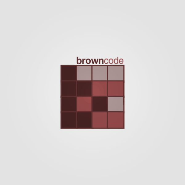 Logo Design by Private User - Entry No. 124 in the Logo Design Contest New Logo Design for Brown Code.