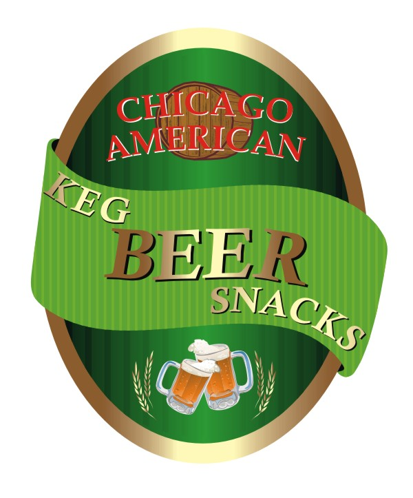 Logo Design by Crystal Desizns - Entry No. 27 in the Logo Design Contest New Logo Design for Chicago American.