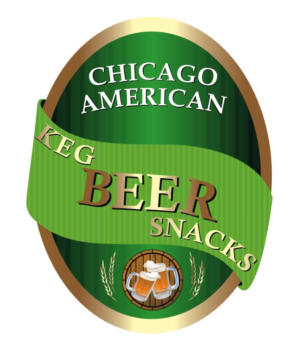 Logo Design by Crystal Desizns - Entry No. 28 in the Logo Design Contest New Logo Design for Chicago American.