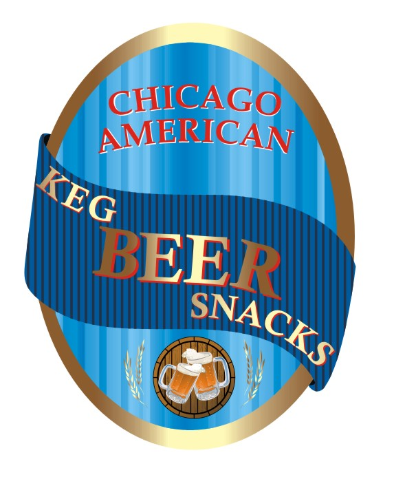 Logo Design by Crystal Desizns - Entry No. 29 in the Logo Design Contest New Logo Design for Chicago American.