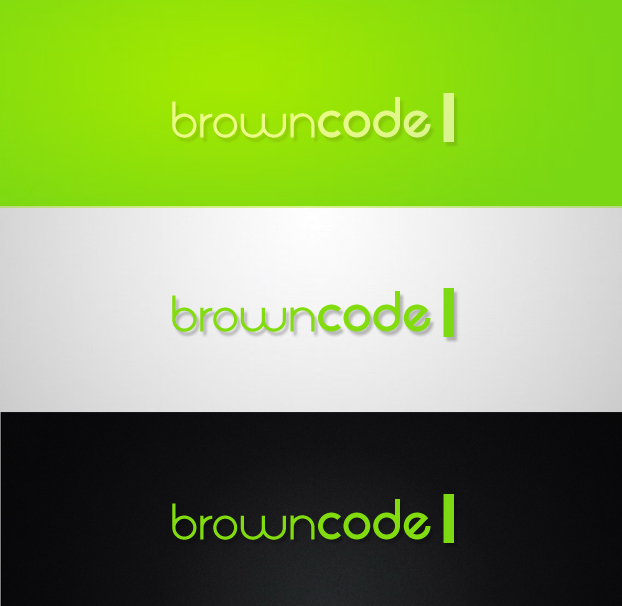 Logo Design by Lama Creative - Entry No. 127 in the Logo Design Contest New Logo Design for Brown Code.