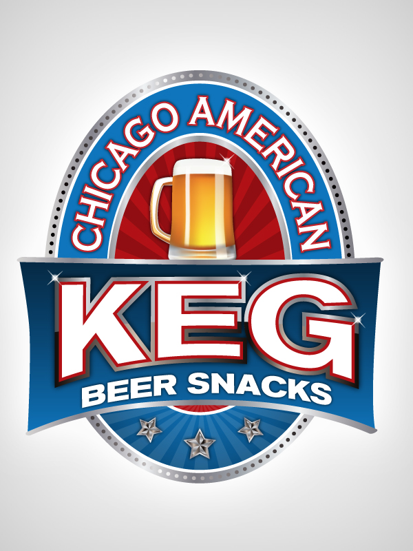Logo Design by nausigeo - Entry No. 33 in the Logo Design Contest New Logo Design for Chicago American.