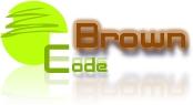 Logo Design by Souissi Haythem - Entry No. 131 in the Logo Design Contest New Logo Design for Brown Code.