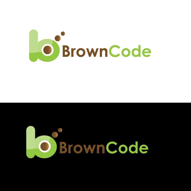 Logo Design by Private User - Entry No. 132 in the Logo Design Contest New Logo Design for Brown Code.