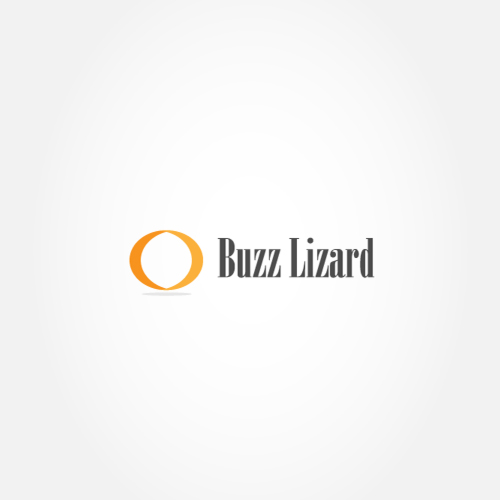 Logo Design by designhouse - Entry No. 4 in the Logo Design Contest Buzz Lizard.
