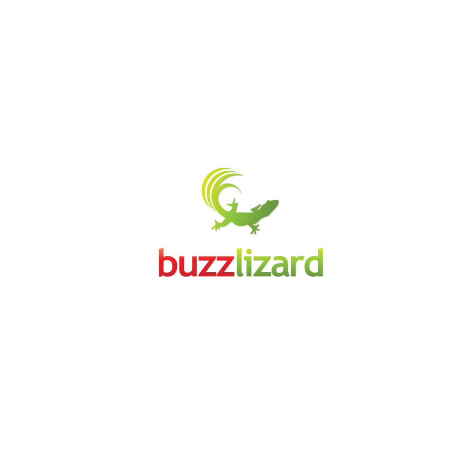 Logo Design by GraySource - Entry No. 5 in the Logo Design Contest Buzz Lizard.