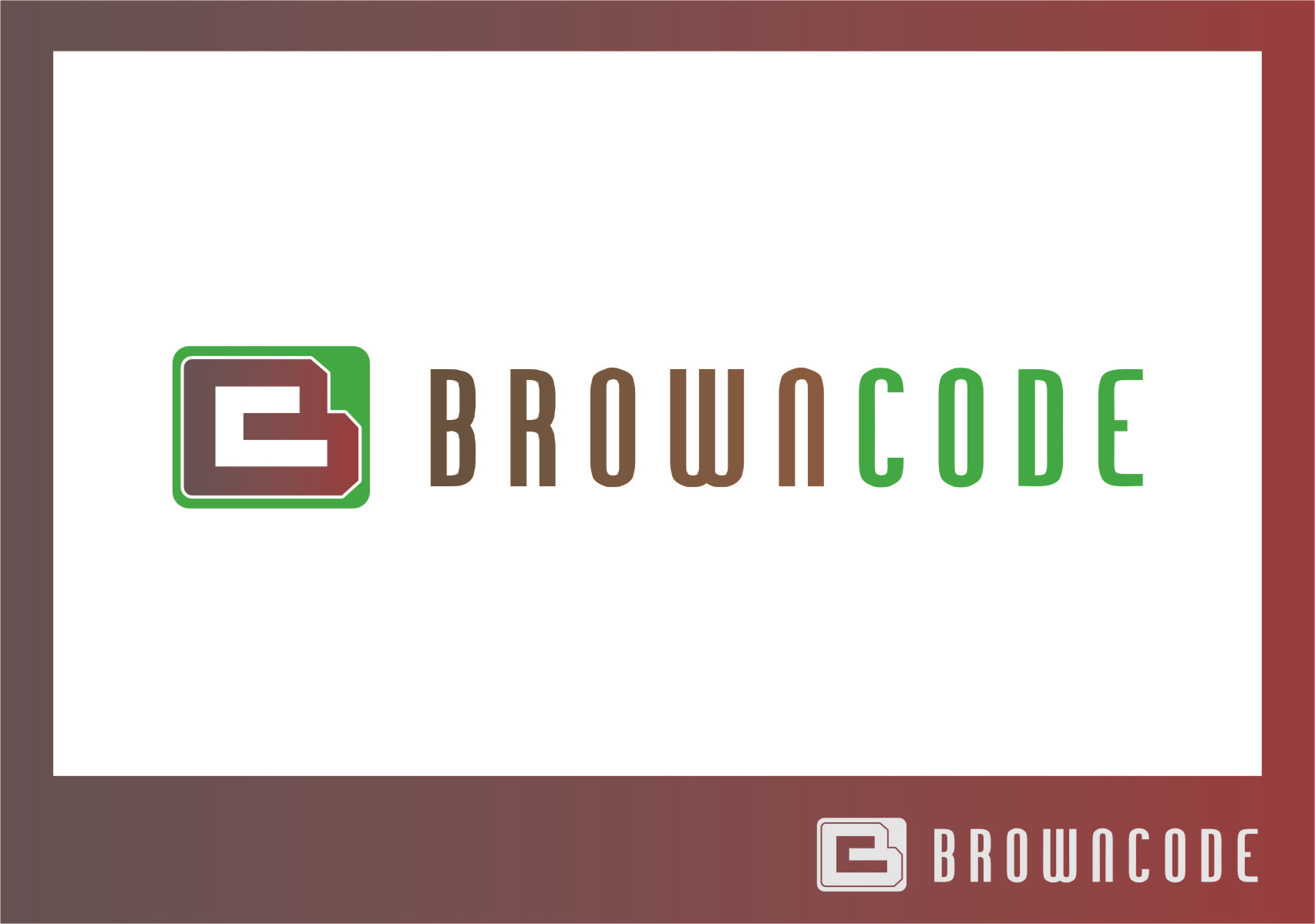 Logo Design by Ngepet_art - Entry No. 139 in the Logo Design Contest New Logo Design for Brown Code.