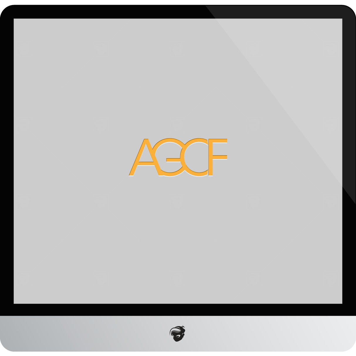 Logo Design by zesthar - Entry No. 78 in the Logo Design Contest Imaginative Logo Design for AGCF.