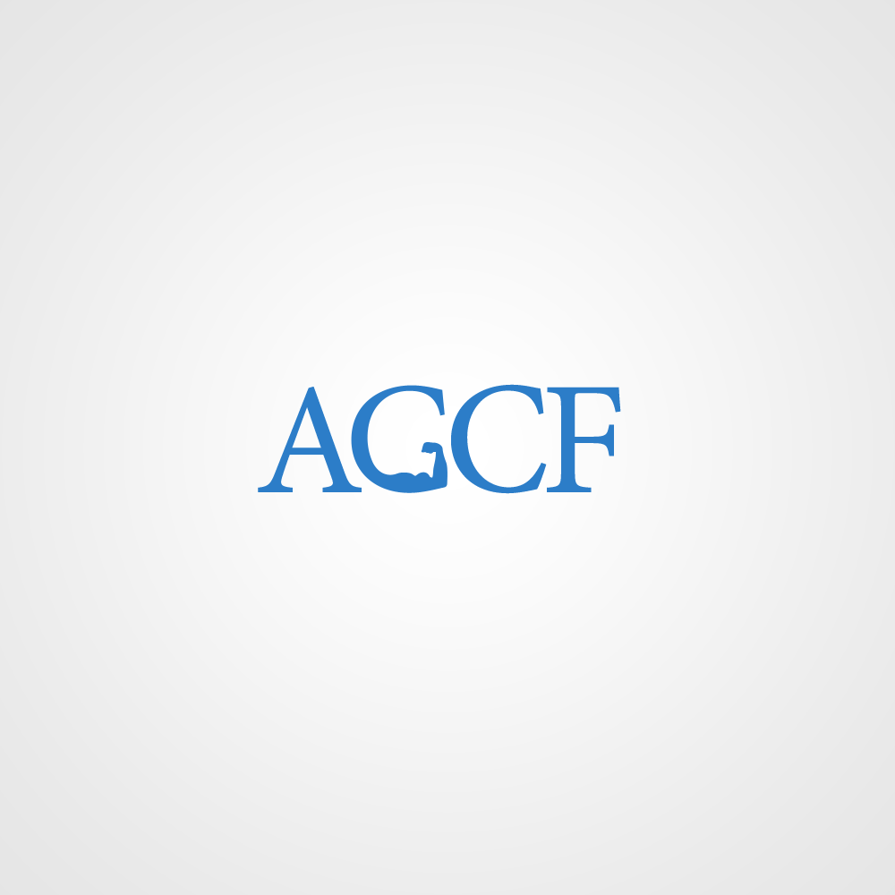 Logo Design by omARTist - Entry No. 97 in the Logo Design Contest Imaginative Logo Design for AGCF.