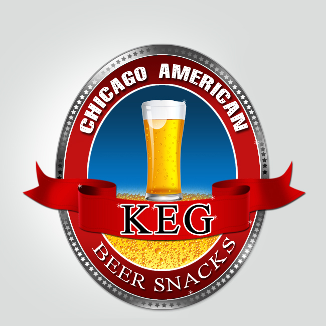 Logo Design by Crystal Desizns - Entry No. 45 in the Logo Design Contest New Logo Design for Chicago American.