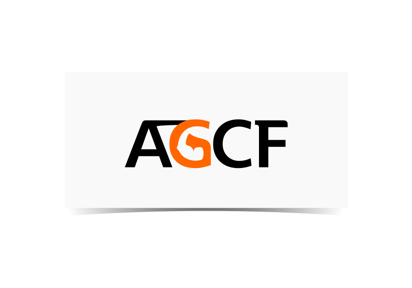 Logo Design by Muhammad Nasrul chasib - Entry No. 100 in the Logo Design Contest Imaginative Logo Design for AGCF.