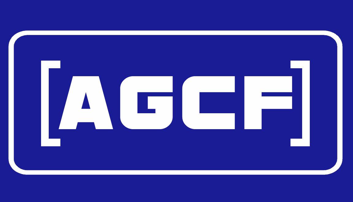 Logo Design by Private User - Entry No. 103 in the Logo Design Contest Imaginative Logo Design for AGCF.