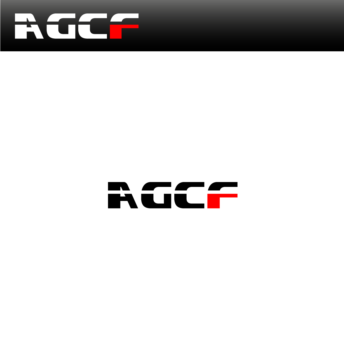Logo Design by rockin - Entry No. 106 in the Logo Design Contest Imaginative Logo Design for AGCF.
