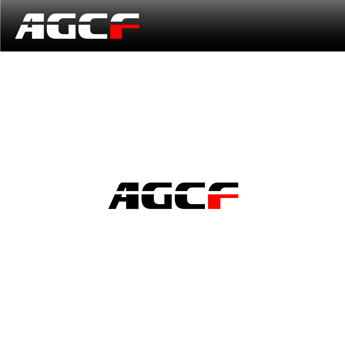 Logo Design by rockin - Entry No. 107 in the Logo Design Contest Imaginative Logo Design for AGCF.