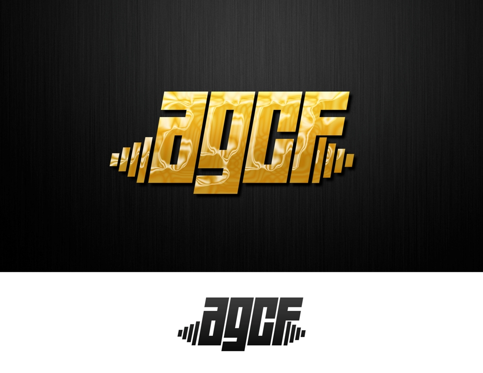 Logo Design by Juan_Kata - Entry No. 112 in the Logo Design Contest Imaginative Logo Design for AGCF.