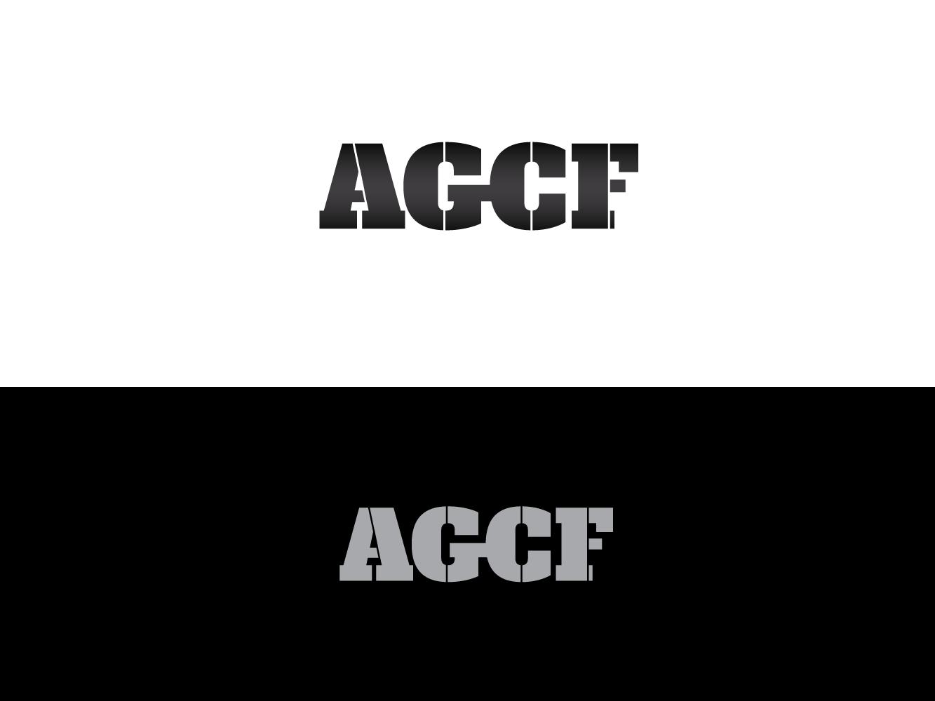 Logo Design by vwArt - Entry No. 116 in the Logo Design Contest Imaginative Logo Design for AGCF.