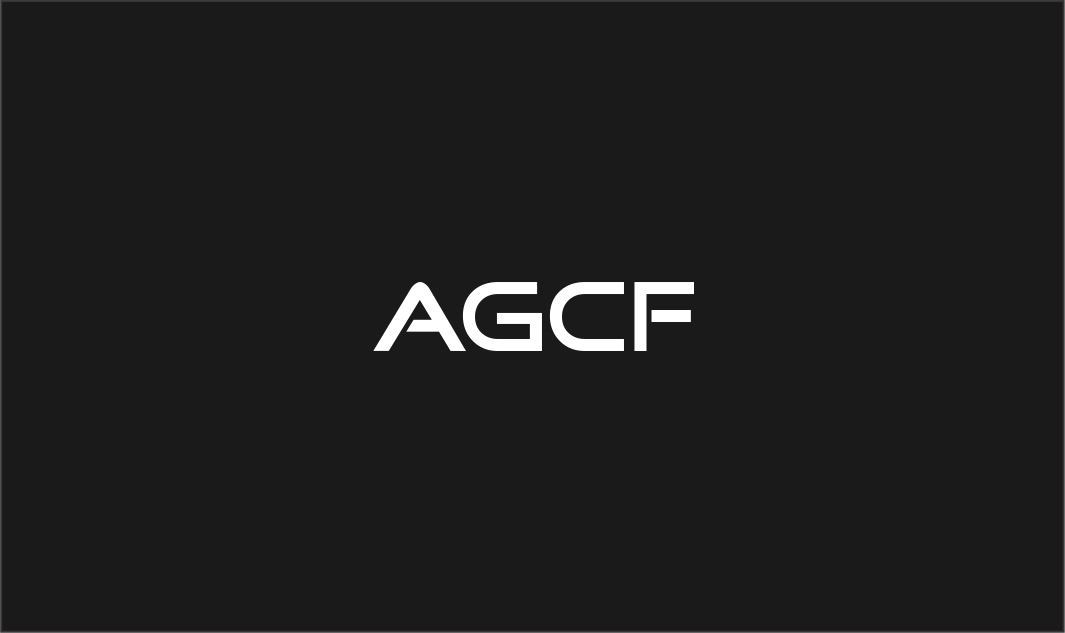 Logo Design by haidu - Entry No. 121 in the Logo Design Contest Imaginative Logo Design for AGCF.