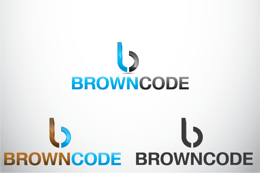 Logo Design by Private User - Entry No. 178 in the Logo Design Contest New Logo Design for Brown Code.