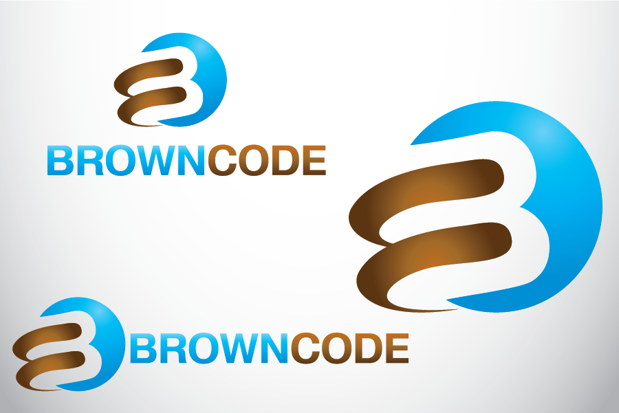 Logo Design by Private User - Entry No. 181 in the Logo Design Contest New Logo Design for Brown Code.