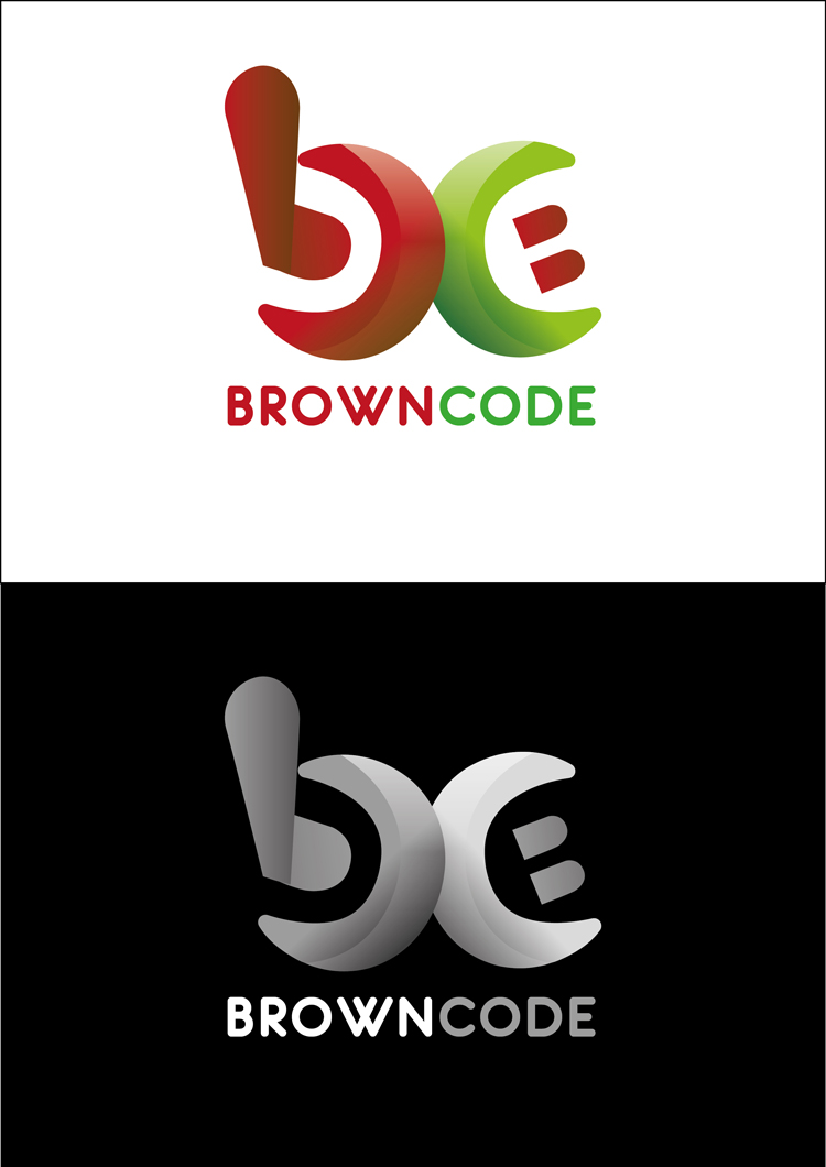 Logo Design by Arun Prasad - Entry No. 183 in the Logo Design Contest New Logo Design for Brown Code.
